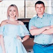 Кристина и Александр Степановы, CLA-Класс