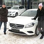 Екатерина и Федор Пучкины, A-Класс