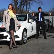 Алена и Николай Шебеко, C-Класс